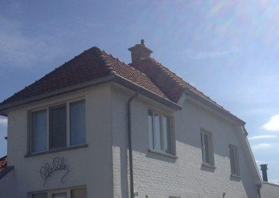 Klassieke dakgoten