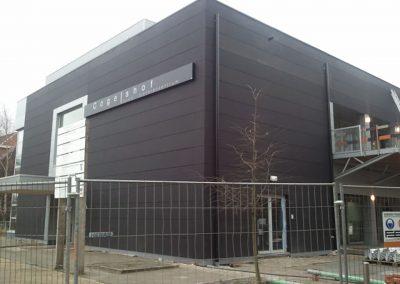 Aluminium afvoerbuis rond Antwerpen Alustar