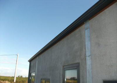 Alustar Zottegem - Oost-Vlaanderen - aluminium dakgoten en afvoerbuizen