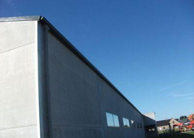 Alustar Zottegem - Oost-Vlaanderen - aluminium dakgoten en regenpijpen
