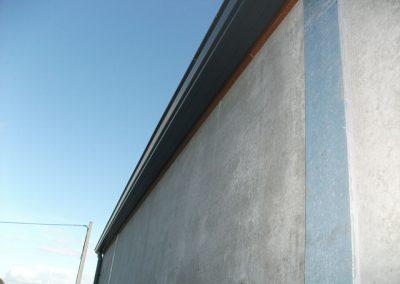 Alustar Zottegem - Oost-Vlaanderen - aluminium dakgoten - grijs