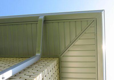 Dakgoten, dakoversteken en afvoerbuizen in aluminium - Alustar