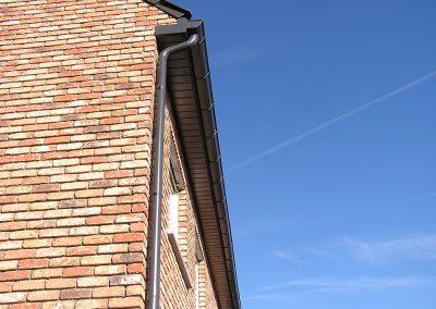 Klassieke dakgoten in aluminium Oost-Vlaanderen Alustar