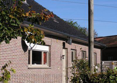 Renovatie dakgoten vervangen door aluminium dakgoten Oost-Vlaanderen Alustar