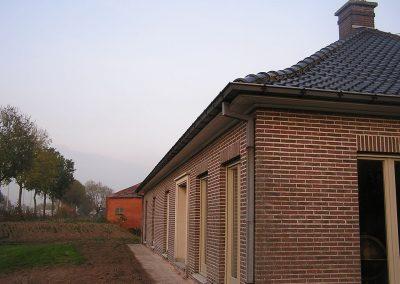 Renovatie dakgoten vervangen door aluminium dakgoten Oost-Vlaanderen Alustar - voor