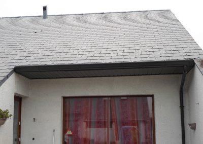 Renovation de goutièrres - Celles - Alustar