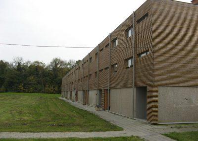Tuyaux de descentes - Ghlin - Hainaut