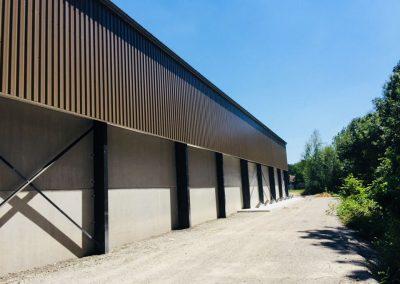 Aluminium dakgoot en aluminium afvoerbuizen - Alustar