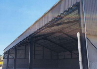 Aluminium dakgoten en regenwaterafvoer in aluminium kleur - maatwerk - Alustar